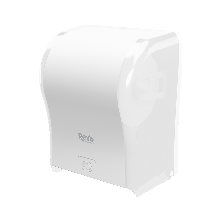 Revo™ Electronic Hands-Free Towel Dispenser, White Finish 575501